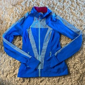 Ivivva Zipped Up Track Suit Size 14